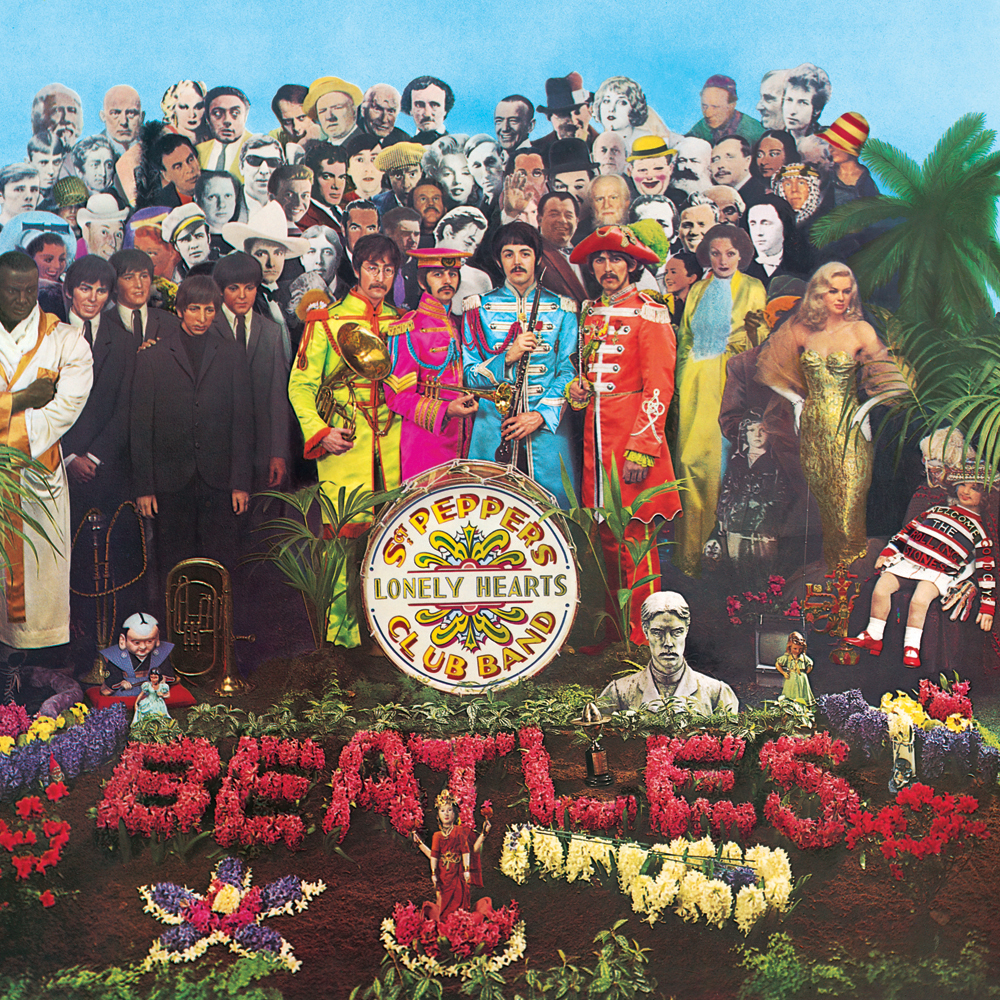 The Beatles | Sgt. Pepper's Lonely Hearts Club Band | EMI, 1967