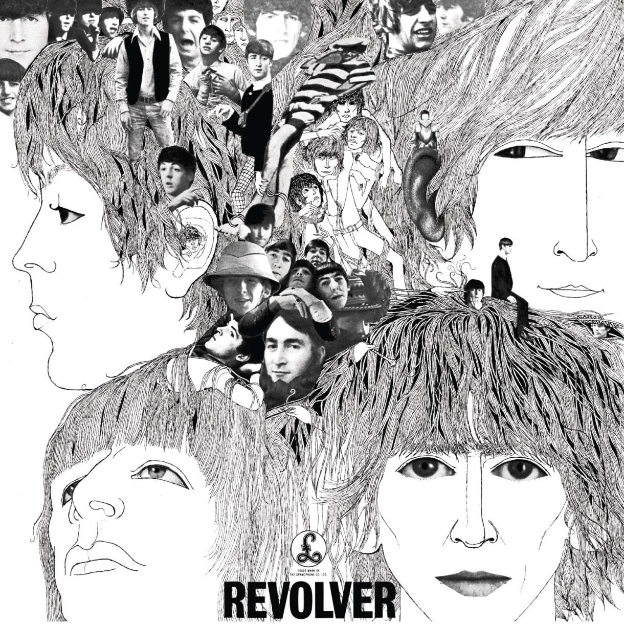 The Beatles   Revolver   EMI, 1966