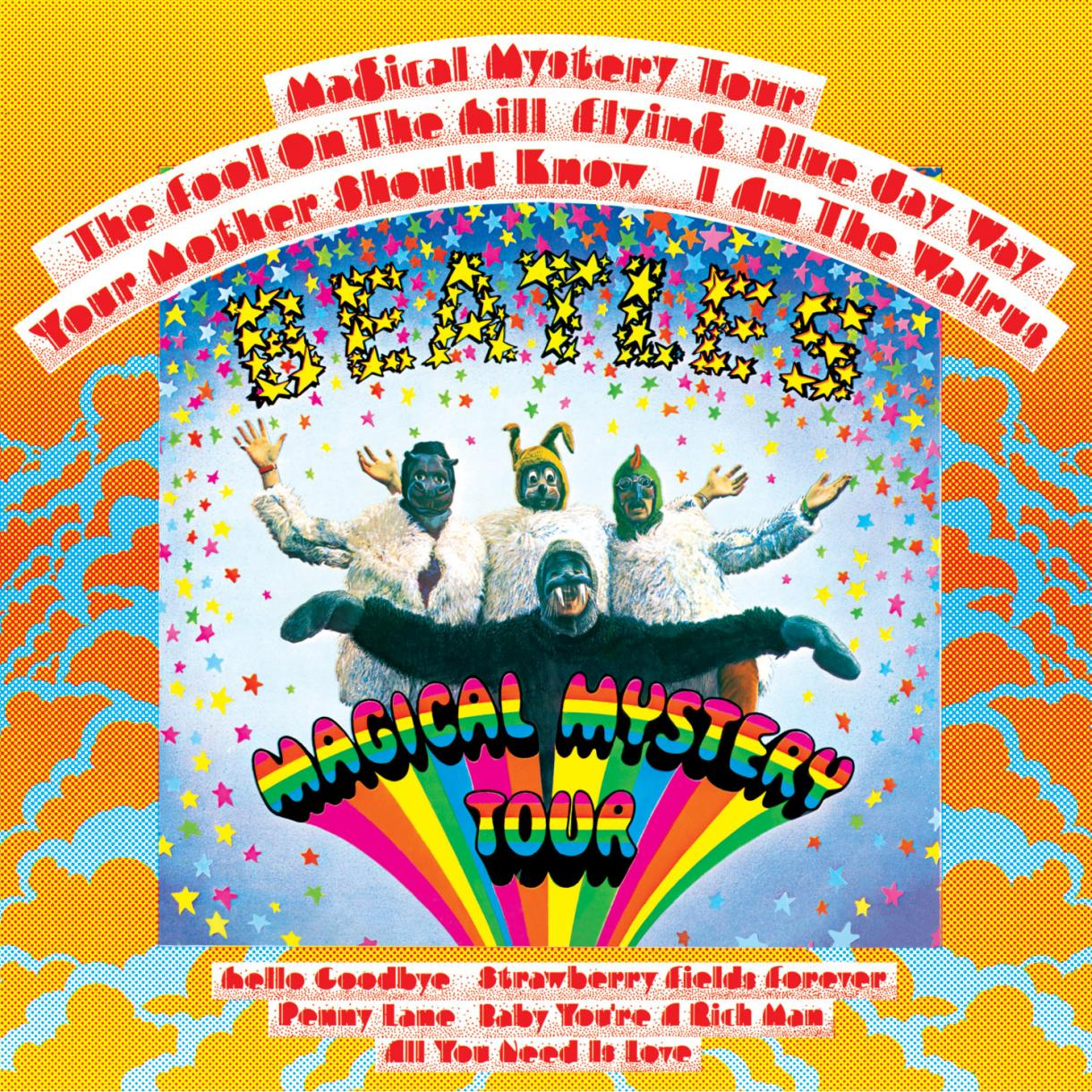 The Beatles | Magical Mystery Tour | EMI, 1967