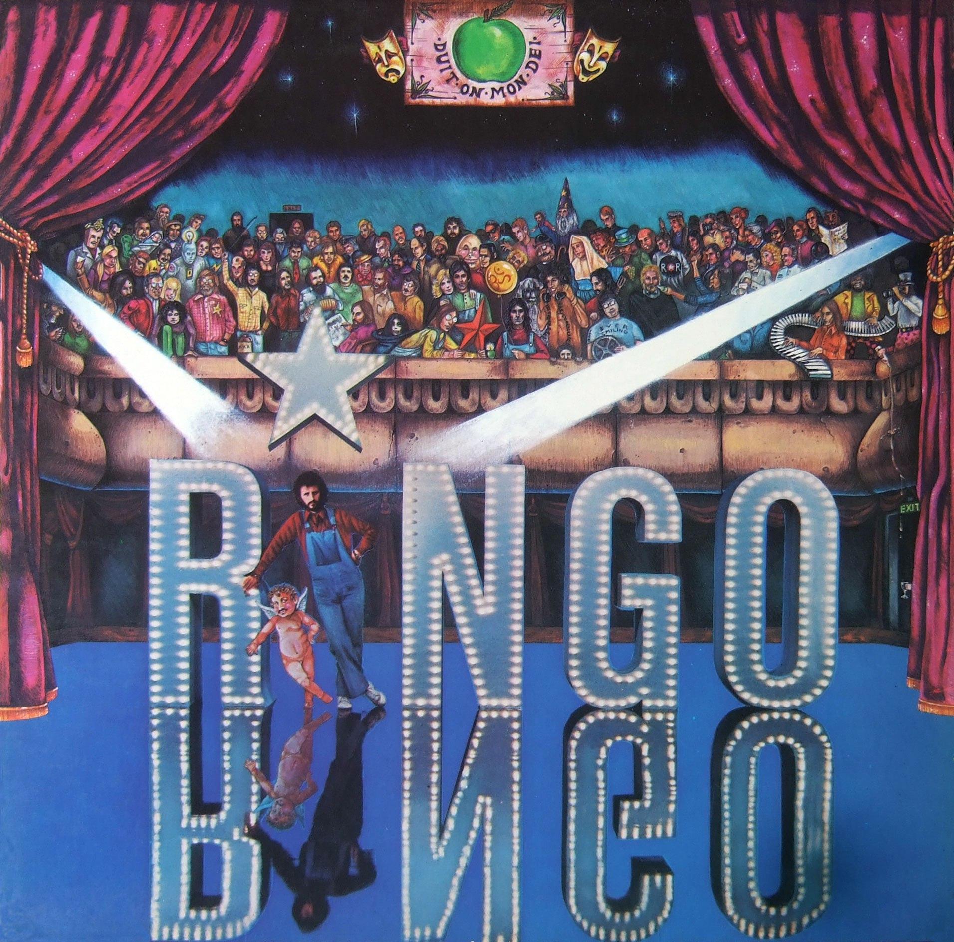 Ringo Starr | Ringo | Capitol, 1973