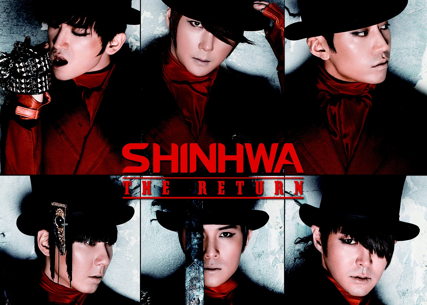 신화 (Shinhwa) – 10집 THE RETURN 2