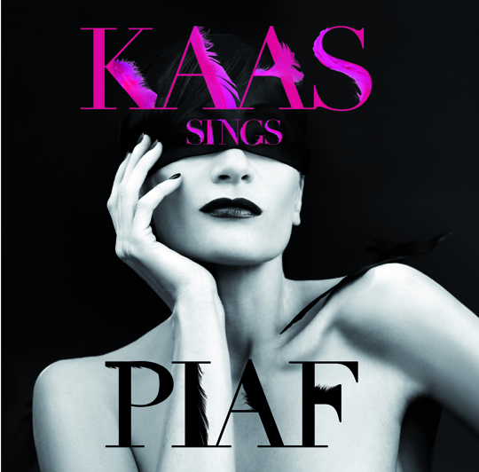 Artwork Kaas SINGS Piaf