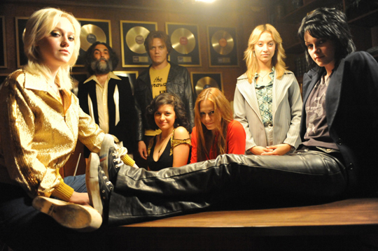 The Runaways movie image