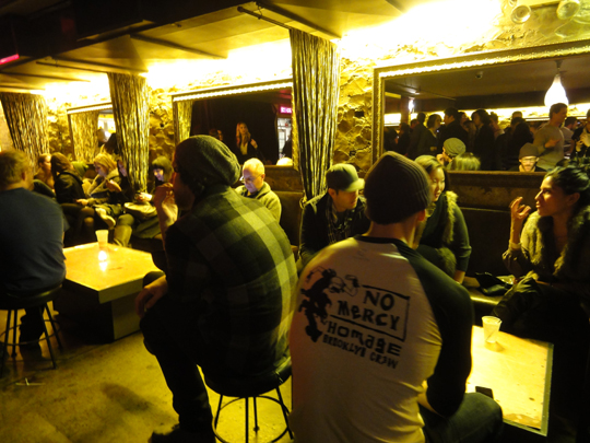 bowery ballroom bar 2