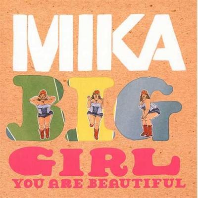 MikaMika Big Girl [You Are Beautiful] UK 7vinyl single (7 inch record)