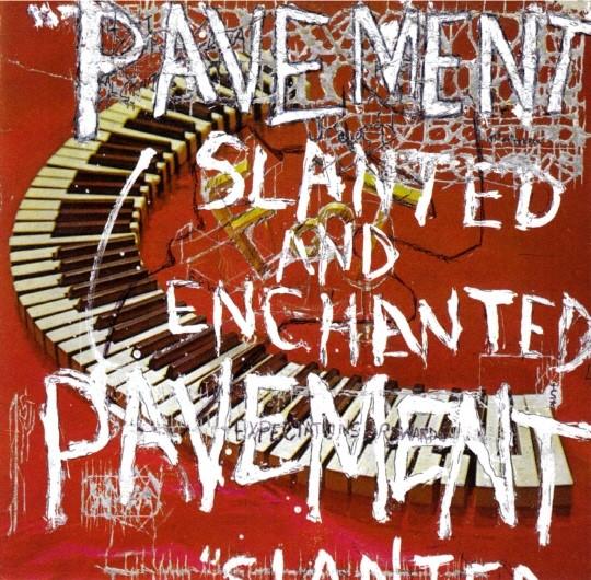 '로파이 록'을 상징하는 밴드 페이브먼트의 [Slanted And Enchanted>]