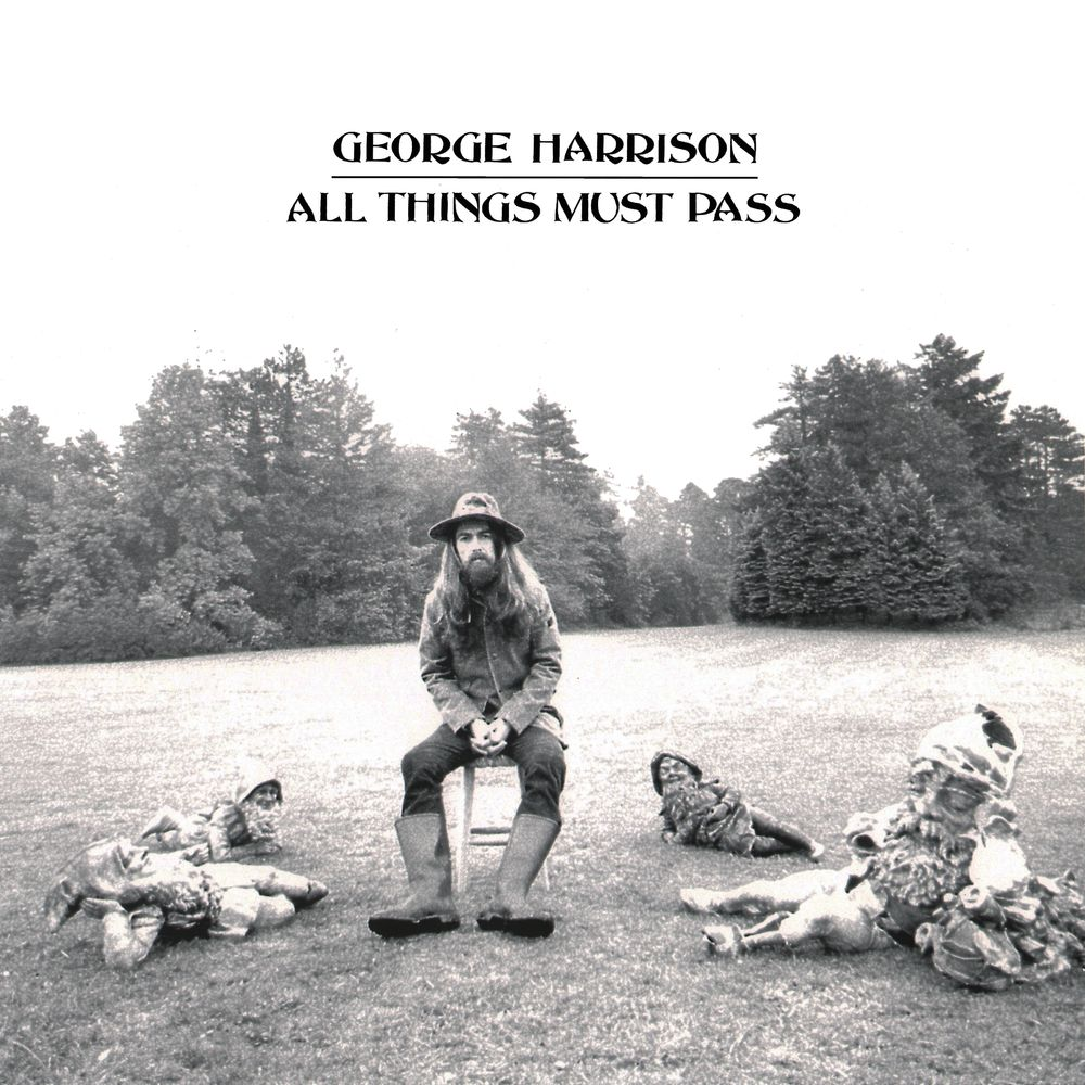George Harrison | All Things Must Pass | EMI, 1970